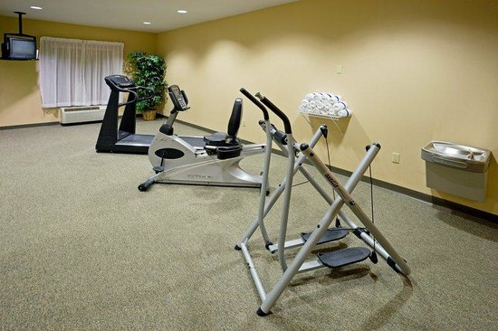 Chester, NY: Fitness Center