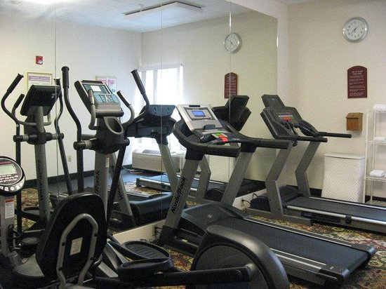 Holiday Inn Express Berkeley: Berkeley Hotel Fitness Center