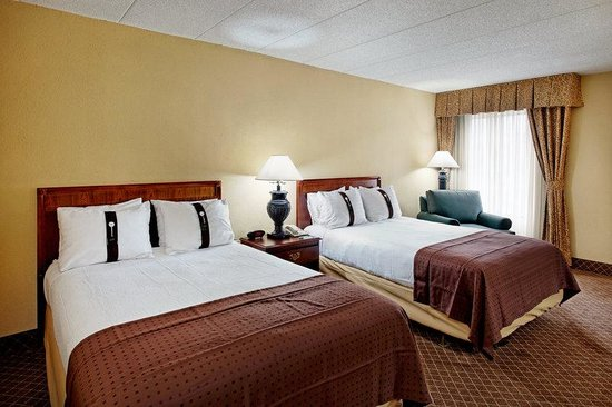 Holiday Inn Huntsville Downtown: Double Bed Guest Room