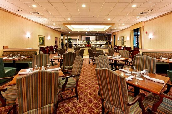 Holiday Inn Huntsville Downtown: Lofton's Grille