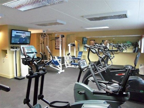 Holiday Inn Huntsville Downtown: Fitness Center