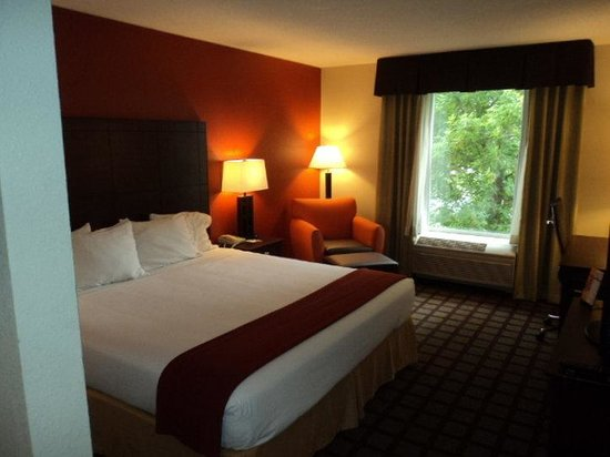 ‪‪Algonquin‬, إلينوي: Guest Room King Bed‬