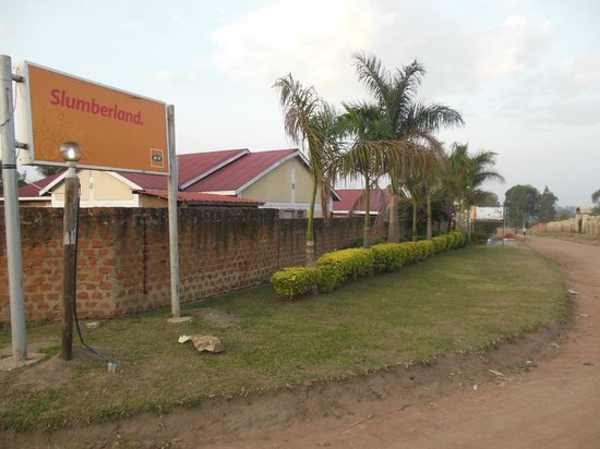 Arua bed and breakfasts