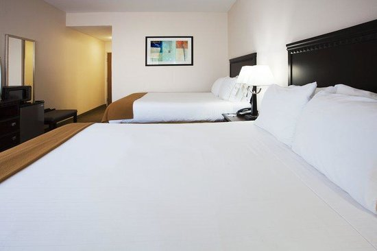 Holiday Inn Express Venice/Sarasota: Queen Bed Guest Room