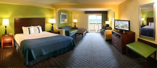 Holiday Inn Hotel & Suites Daytona Beach: Ocean Front King Balcony