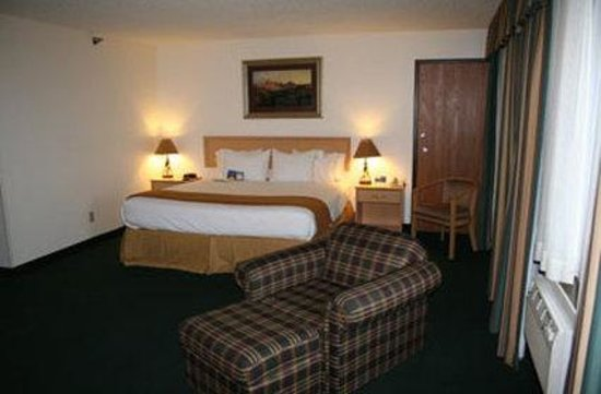 Big Mountain Lodge: Guest Room