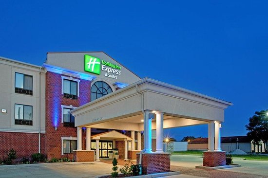 Holiday Inn Express  South Bend / Notre Dame: Hotel Exterior