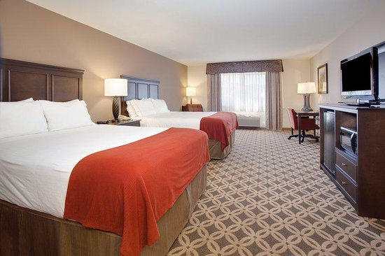 Holiday Inn Express Showlow: Queen Bed Guest Room