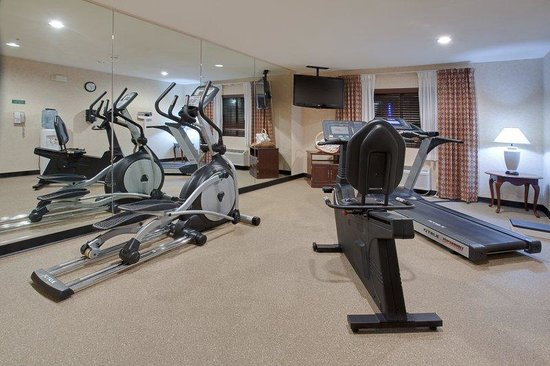 Holiday Inn Express Showlow: Fitness Center