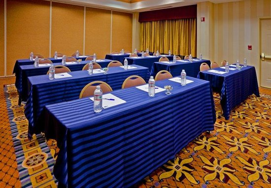 Holiday Inn Express Albany-Western Ave University: Meeting Room