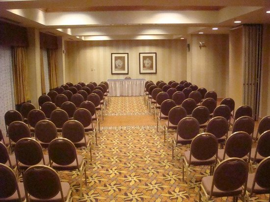 Holiday Inn Express Albany-Western Ave University: Banquet Room