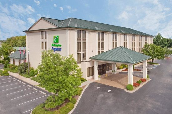 Holiday Inn Express Nashville - Hendersonville: Holiday Inn Express Nashville/Hendersonville TN hotel