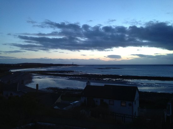 Lossiemouth, UK: Room view