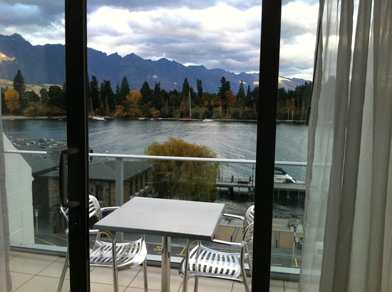 Crowne Plaza Queenstown: Excellent view