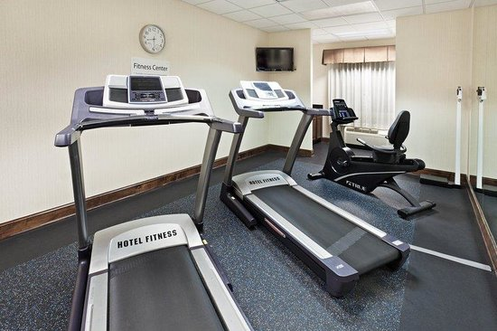 Dillsboro, Kuzey Carolina: Enjoy a work out in our 24 hour Fitness Center