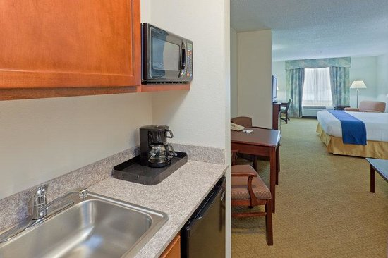 Holiday Inn Express Lordstown / Newton Falls / Warren : Suite