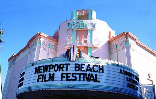Holiday Inn Express Newport Beach: Newport Beach Film Festival