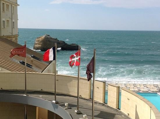 Sofitel Biarritz Le Miramar Thalassa sea & spa Photo