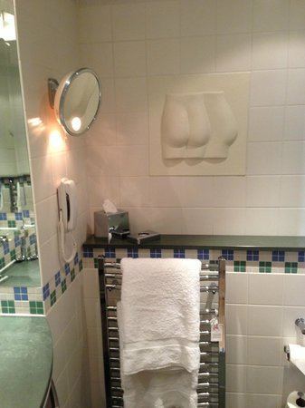St. David's Hotel and Spa: Bathroom