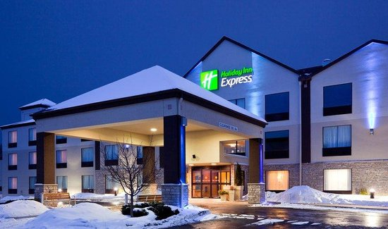 Holiday Inn Express Onalaska (La Crosse Area): Welcome 