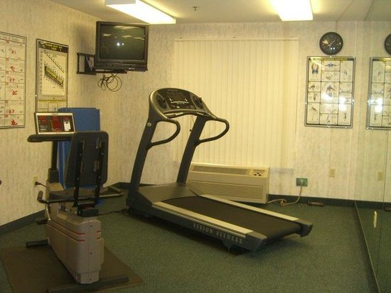 Holiday Inn Express Brentwood: Fitness Center