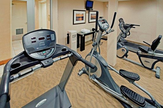 Holiday Inn NYC - Manhattan 6th Avenue: Fitness Center