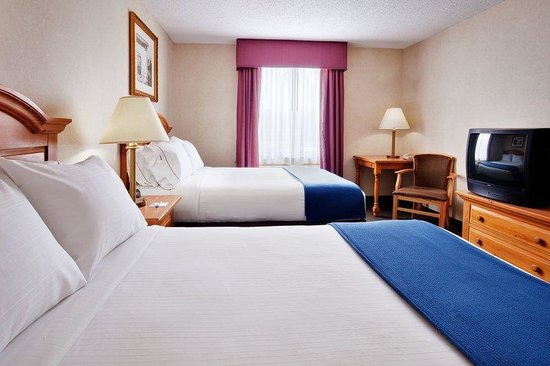 Holiday Inn Express Elizabethtown (Hershey Area): Guest Room