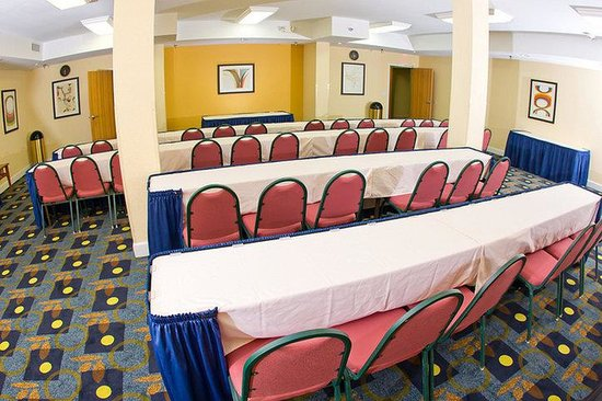 Holiday Inn Express Orange Beach-On The Beach: Meeting Room