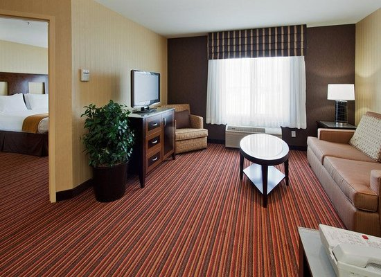 Holiday Inn Express & Suites: One Bedroom Suite