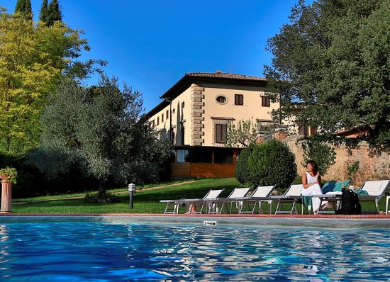 Villa San Lucchese Hotel