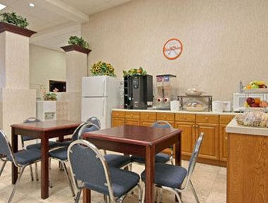 Howard Johnson Express Inn Bellmawr NJ/Philadelphia Area: Breakfast Area