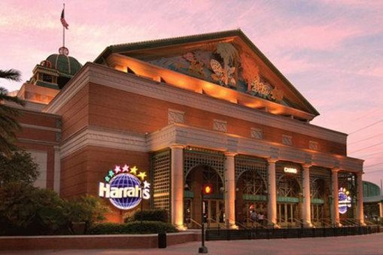 Harrah&#39;s New Orleans: Hotel Exterior
