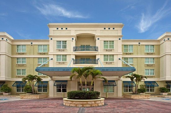 Hotel Indigo Sarasota: Hotel Exterior