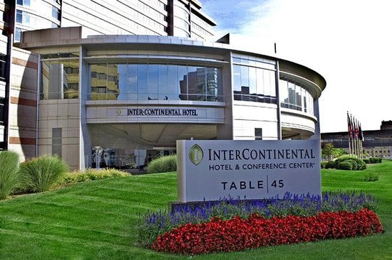 InterContinental Hotel Cleveland: Hotel Exterior