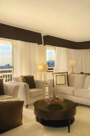 InterContinental Los Angeles Century City: Presidential Suite