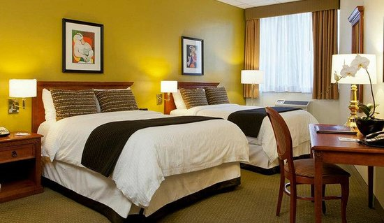 Broadway Plaza Hotel: Superior Full