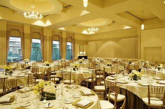 InterContinental Buckhead Atlanta: Banquet Room