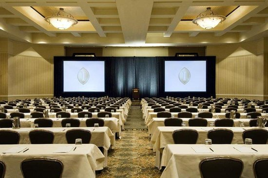InterContinental Buckhead Atlanta: Meeting Room