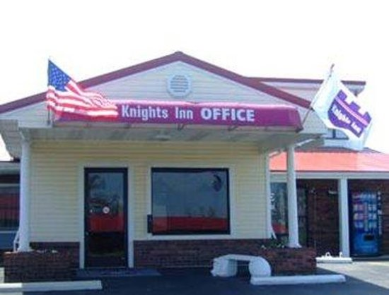 Welcome to the Knights Inn Cadiz