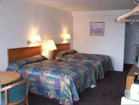 Bluefield, WV: Guest Room 2 Double Beds