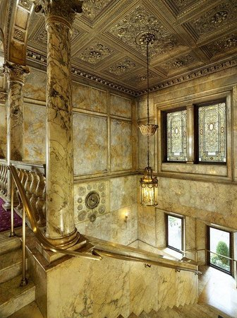 The New York Palace Hotel: Villard Mansion