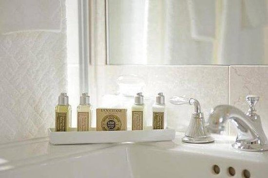 The Huntington Hotel &amp; Nob Hill Spa: L&#39;Occitane Products