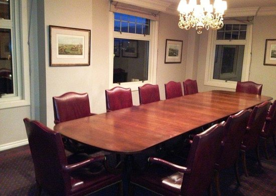 The Huntington Hotel & Nob Hill Spa: Executive Boardroom