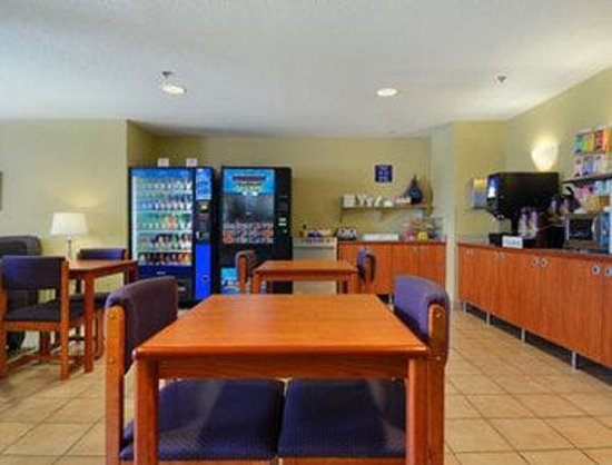 Microtel Inn & Suites by Wyndham Inver Grove Heights/Minneapolis: Breakfast Area