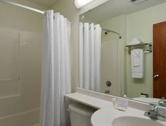 Microtel Inn & Suites by Wyndham Inver Grove Heights/Minneapolis: Bathroom