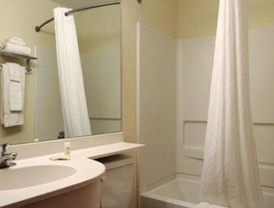 Microtel Inn & Suites by Wyndham Middletown: Bathroom