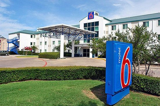 Motel 6 Dallas - DFW Airport North: Exterior