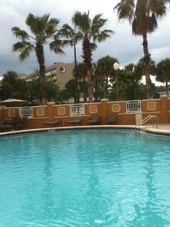 Radisson Hotel Orlando - Lake Buena Vista: Beautiful Pool
