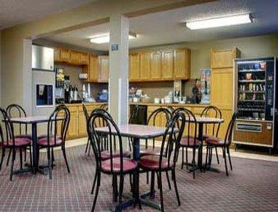 Super 8 Jefferson City: Breakfast Area