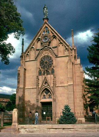 Inn and Spa at Loretto: Loretto Chapel